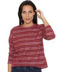 sweater violeta koxis