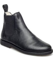 chelsea boot shoes chelsea boots svart angulus