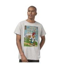 camiseta bandup pica-pau hq