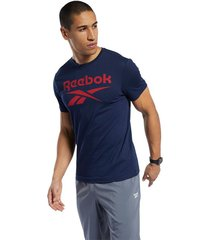 camiseta hombre reebok ri big logo tee