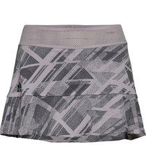 tennis match skirt heat.rdy kort kjol grå adidas performance