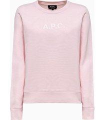 a.p.c. sweatshirt coecq-f27581