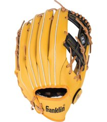 "franklin sports 11.0"" field master series baseball glove-left handed thrower"
