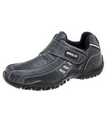 sapatênis tchwm shoes couro cinza