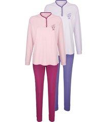 pyjama harmony lila/azalea