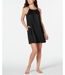 alfani ultra soft sleeveless nightgown, created for macy's