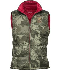 army polo gilet vest groen hackett london