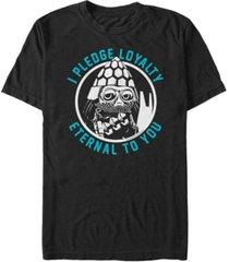 fifth sun men's international alien pledge loyalty eternal short sleeve t- shirt