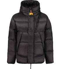 parajumpers cloud full zip padded jacket