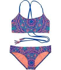 bikini brallete morado h2o wear
