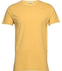 kronos o-n ss 273 t-shirts short-sleeved gul samsøe samsøe