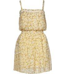 guess zomerjurkje - louise dress - geel / yellow