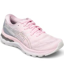 gel-nimbus 23 shoes sport shoes running shoes rosa asics