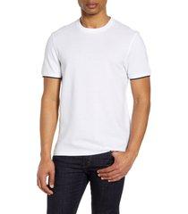 men's ted baker london caramel slim fit t-shirt, size 7 - white