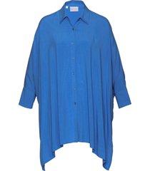 camicetta oversize (blu) - bpc selection