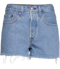 501 original short athens empi shorts denim shorts blå levi´s women