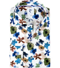 r2 amsterdam overhemd met bloemprint 112.wsp.009/073