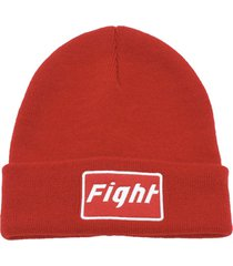 gorro lana missy rojo fight for your right