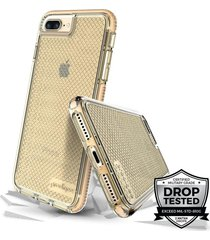 estuche para iphone 7plus/8plus prodigee safetee - dorado