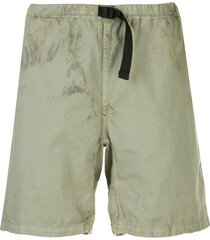 john elliott mountain shorts - green