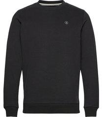 akallen sweat - noos sweat-shirt tröja svart anerkjendt