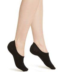 women's bombas no-show socks, size medium - black