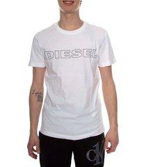 diesel all timers jake print t-shirt