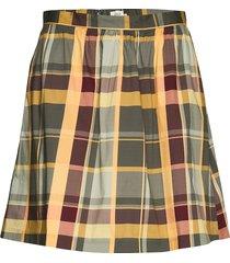 rue skirt kort kjol multi/mönstrad residus