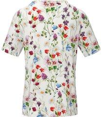 shirt met ronde hals van uta raasch multicolour