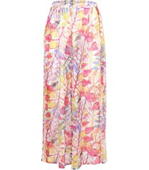 missoni polyester trousers