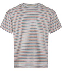 t-shirt akkikki stripe