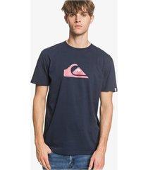 t-shirt korte mouw quiksilver camiseta hombre eqyzt05750