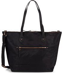 plume avenue travel tote