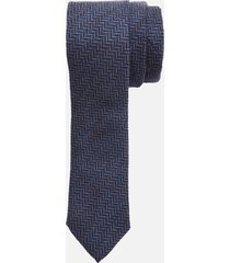 canali men's silk/wool herringbone tie - multi