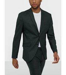 selected homme slhslim-mylostate green blz b noos kavajer & kostymer mörk grön