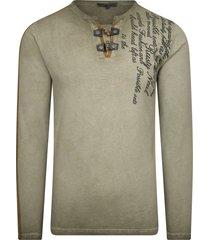rusty neal heren shirt 10115 -