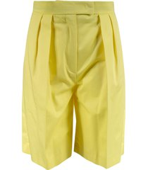 msgm concealed shorts