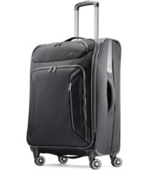 """american tourister zoom 28"""" softside spinner suitcase"""