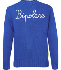 bipolare blended cashmere sweater