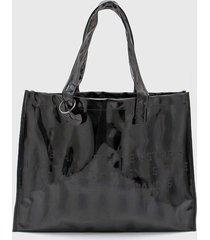 bolso negro adidas originals shopper m
