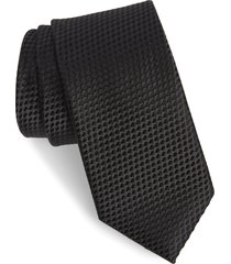 men's nordstrom lozardi tie, size regular - black