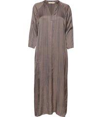 boel jurk knielengte grijs rabens sal r