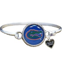 custom florida gators choose year class of graduation alumni bangle bracelet jew