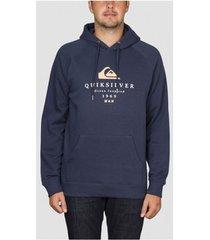 sweater quiksilver first fire hood eqyft04169