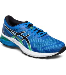 gt-2000 8 shoes sport shoes running shoes blå asics