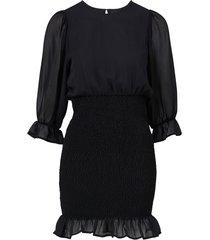 klänning vmbeatrice 3/4 smock short dress