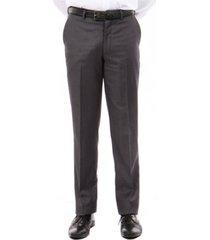 tazio men's slim-fit stretch dress pants