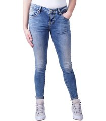 daisey arleta blue jeans & embroderie