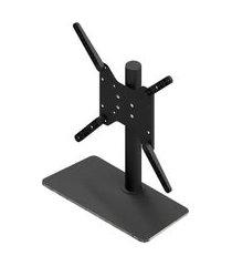 suporte de mesa fixo para tv avatron mtv-2755-b 27 à 55 pol