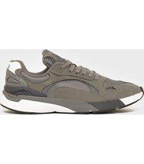 jack & jones jfwbanyard combo frost grey sneakers grå